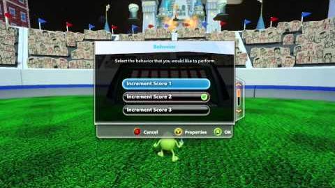 DISNEY INFINITY How to Build a Soccer Stadium