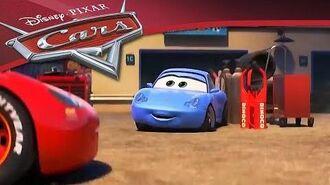 Disney Pixar Cars 3 - Oscaro Commercial (Sally Version)