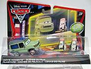 Miles axlerod cars 2 movie moments