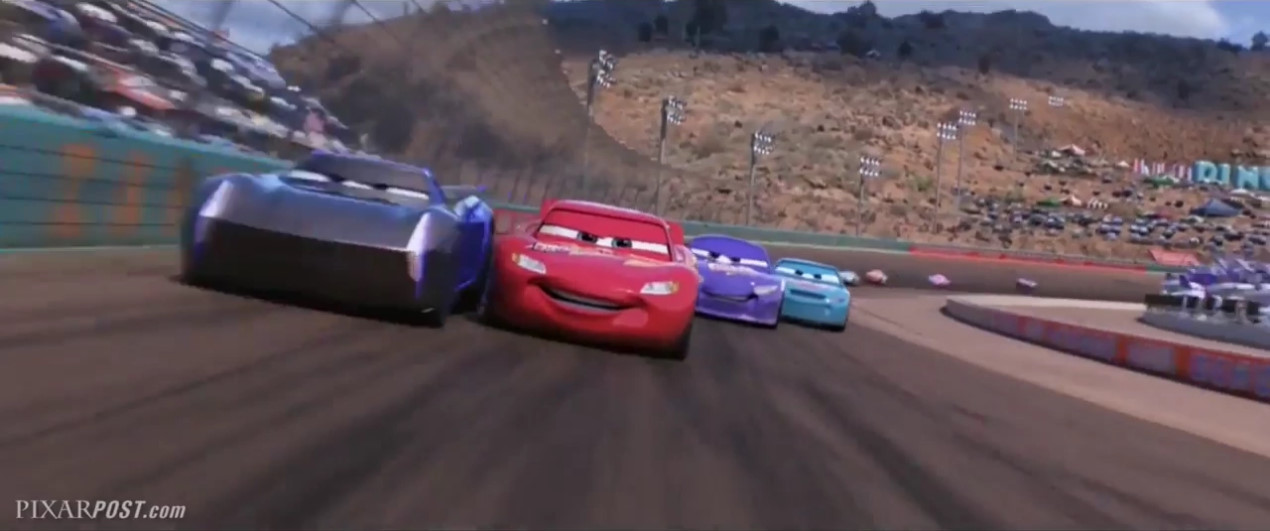 Cars 3 Decoration Ideas