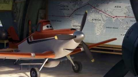 Disney's Planes Official Promo 2 In Cinemas August 23rd, 2013 Disney India