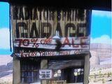 Radiator Springs Garage