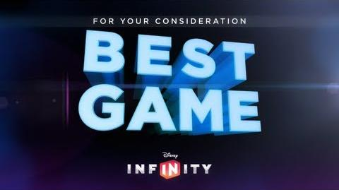 DISNEY INFINITY GAMEPLAY TRAILER For Your Consideration