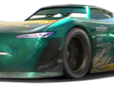 Herb Curbler (Piston Cup racer)