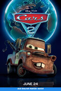 Cars2 poster 17