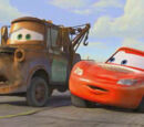 Cars 2005 Teaser Trailer