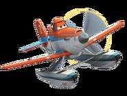 Planes - fire & rescue dusty crophopper