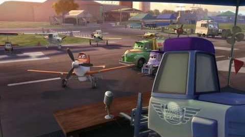 "Disney's Planes ""Strut Jetstream"" Clip"
