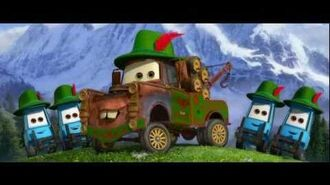 Disney Pixars CARS 2 - Jodel dich jetzt zur Premiere mit Robbie Williams!