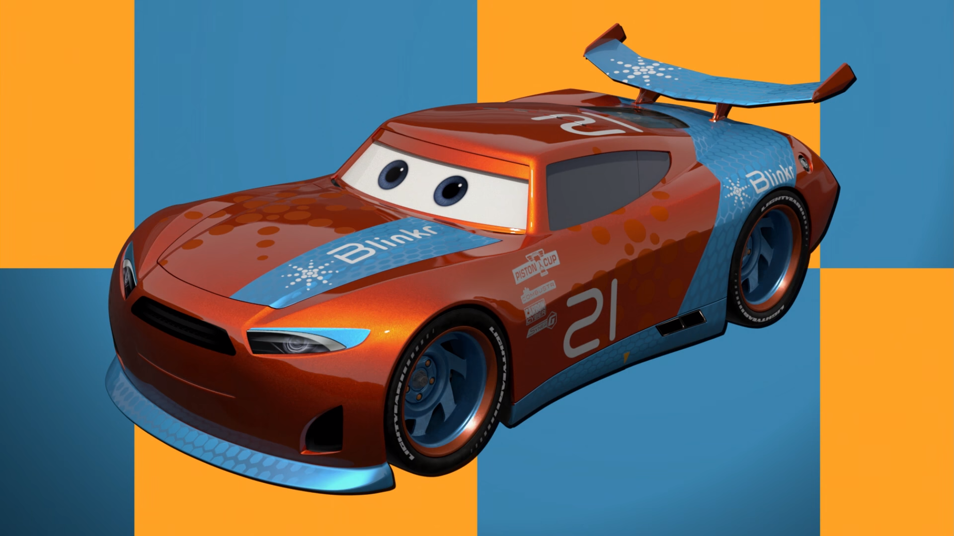 Other Next Gen Racers In Cars