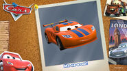 Cars rush character
