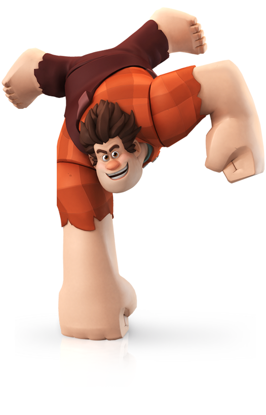Image Wreck It Ralph Disney Infinity Render Png World