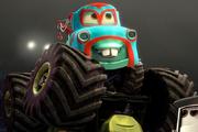 Mater monster truck mater mask