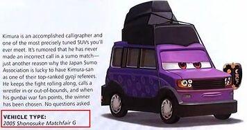 Kimura`s brand.