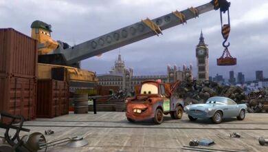 London`s Junk Yard