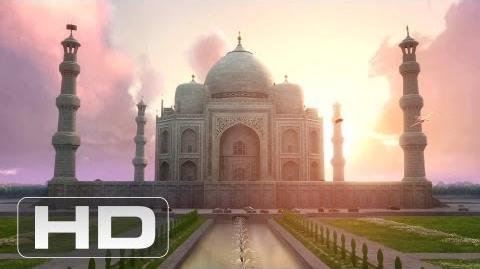 Planes - Dusty Flies To The Taj Mahal