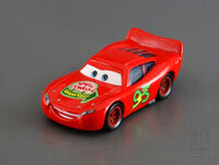 Smell Smell Lighting Mcqueen Diecast