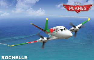 Planes Australian Rochelle