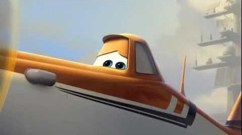 Planes Official Trailer