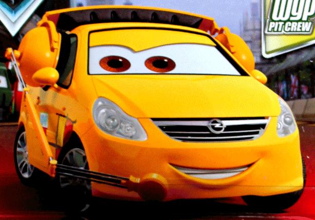 Petro Cartalina World of Cars