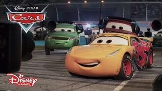 Bajo el Capó con Cruz Ramírez Ruedas Superveloces Cars