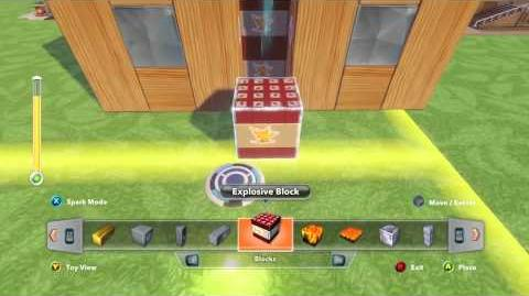 DISNEY INFINITY How to Build with Physics Blocks