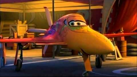 Disney's Planes Movie Spot