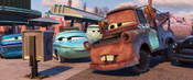Mater, Flo, Ramone - Cars 3