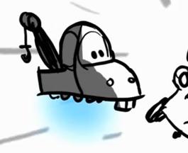 FlyingTowTruck