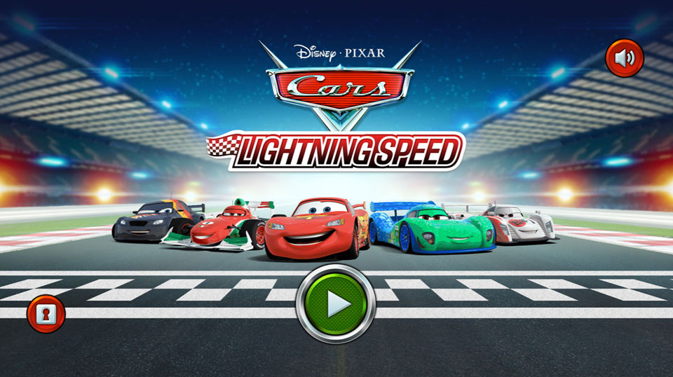 Lightning Speed | World of Cars Wiki | FANDOM powered by Wikia