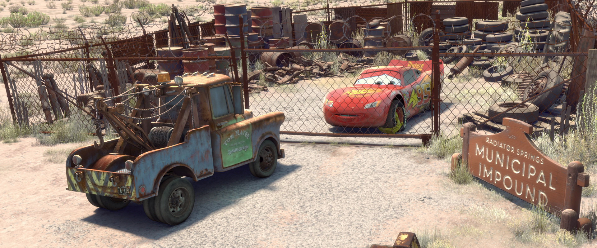 Tow Mater | World of Cars Wiki | FANDOM powered by Wikia