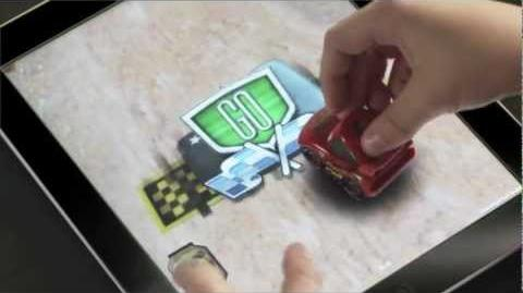Official Launch Trailer -- Cars 2 AppMATes