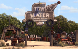 Tow mater