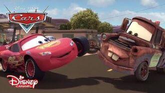 Los Grandes Admiradores de Rayo McQueen Ruedas Superveloces presenta Cars