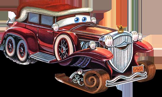 Image - SantaCar.png | World of Cars Wiki | FANDOM powered by Wikia
