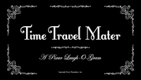 Time Travel Mater Title