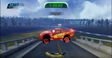 Cars 3 Driven To Win Rust-eze Racing Center