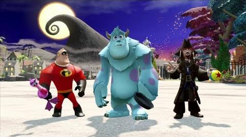 DISNEY INFINITY Official Announcement Trailer