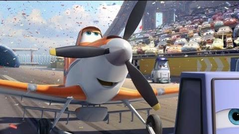 Disney's Planes - In Theatres in 3D August 9