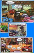 Cars Magazine N·22. comic 1