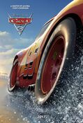 Cars-3 Latin American Poster
