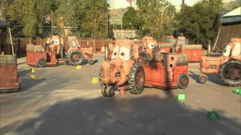Mater's Junkyard Jamboree Begins Ride Testing at Disney California Adventure Park