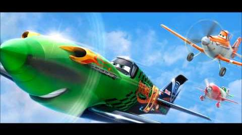 PLANES movie soundtrack Track 23 of 29 1ST PLACE