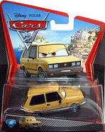 Victor hugo cars 2 single
