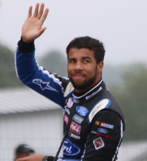 Darrell Wallace Jr. 2016 Road America