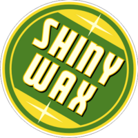 Shiny wax