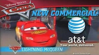 Disney Pixar Cars - AT&T Commercial 2