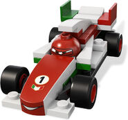 LEGO Francesco Bernoulli