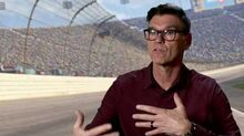 "Cars 3 ""Ray Reverham"" Ray Evernham Interview-0"