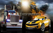 Cars Carsformers 2 1 by danyboz